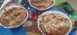 Muffins de pomme de terre et courgette