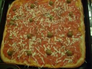 pizza a l'Italienne…… dans map panasonic SD255