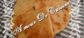 Galette a l'huile cuite sur crepiere Krampouz