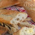 recette de pain baguette 1