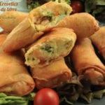 boureks aux crevettes pommes de terre