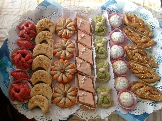 gâteaux Algériens de l'Aid el Fitr 2009