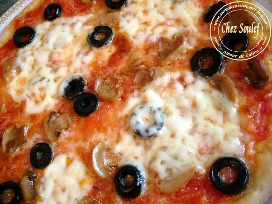 pizza et tarte aux fruits 005