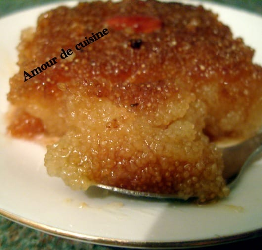 Kalb el louz dessert de ramadan amour de for Amour de cuisine ramadan 2015