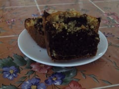 cake orange chocolat 1