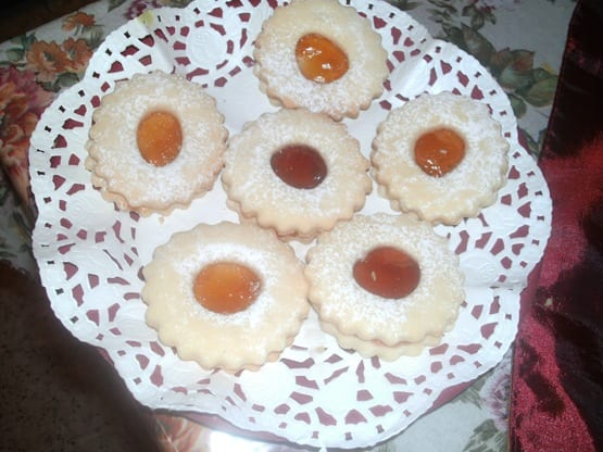 sables a la confiture houria