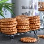 Croquants sablés au cacahuètes