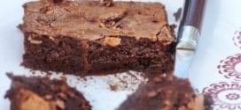 Gateau fondant au chocolat