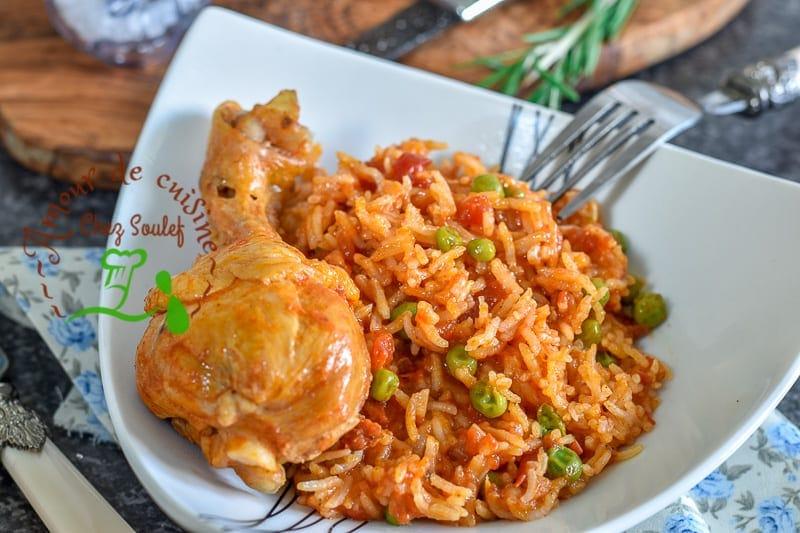recette rapide au riz