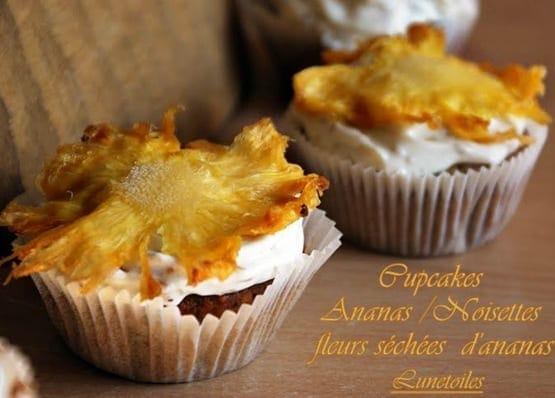 cupcakes ananas 12