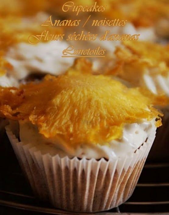cupcakes ananas 5