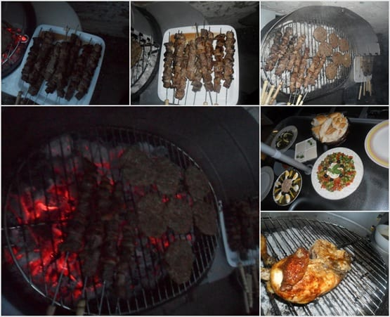 Une belle soiree barbecue bbq chez sihem amour de cuisine for Amour de cuisine de sihem