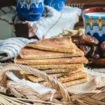 galette à l'huile ou kesra mebssa