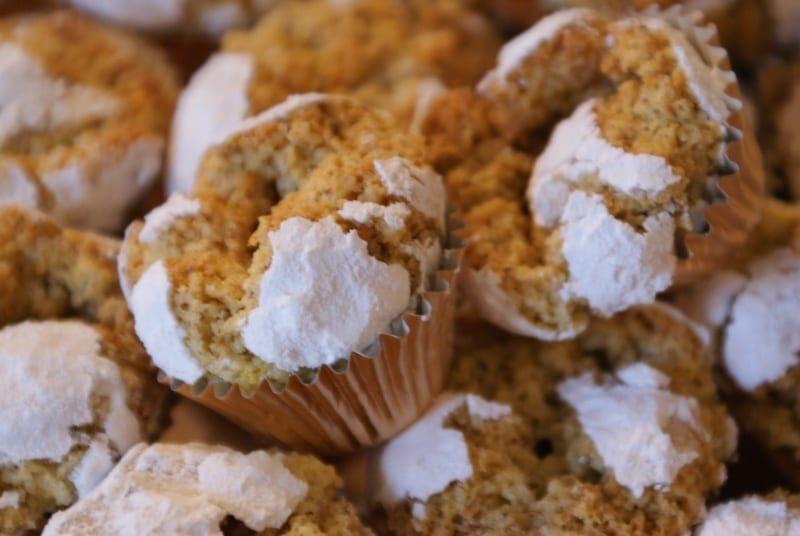 Gateaux secs aux amandes et noix amour de cuisine for Amour de cuisine arabe