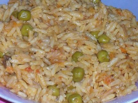 riz aux épices '