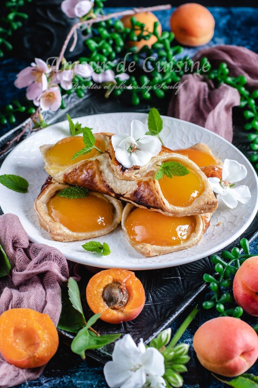 les oranais aux abricots