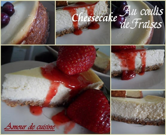 cheesecake a la ricotta bien fondant