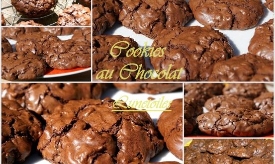 Cookies au chocolat Martha stewart