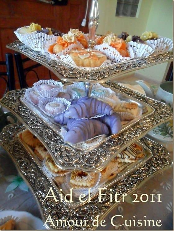 aid el fitr 2011 gateaux Algeriens 001