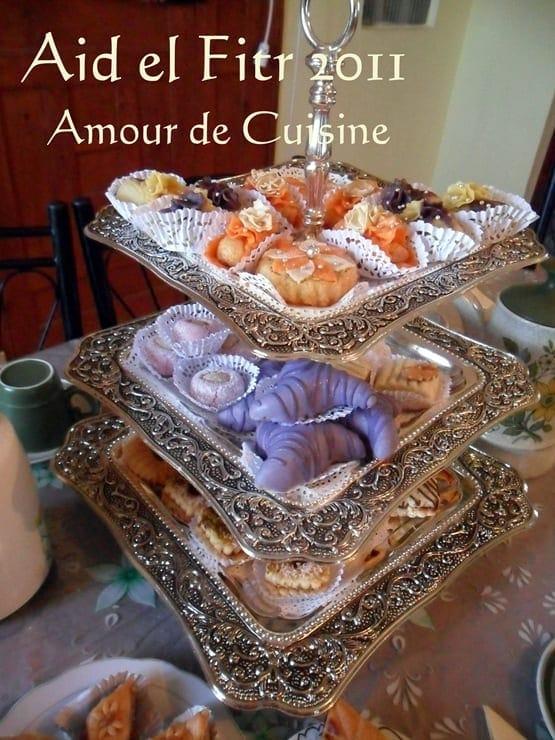 aid el fitr 2011 gateaux Algeriens 002