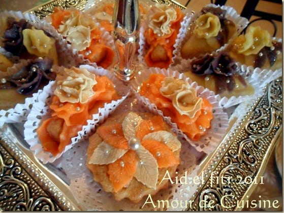 aid el fitr 2011 gateaux algeriens 023
