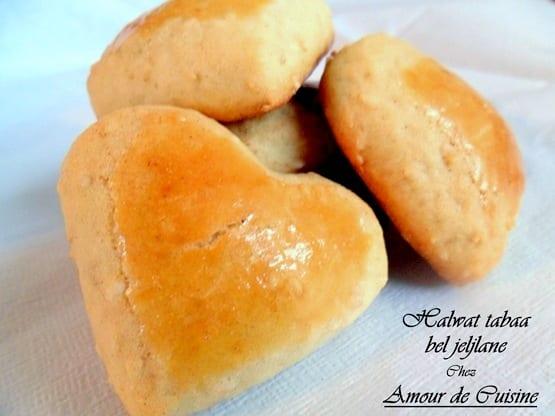 halwat tabaa, gateau algerien sec