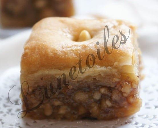 baklawa aux noix nobles1