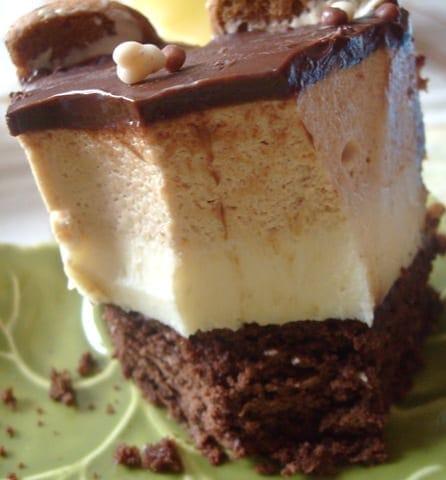 bavarois speculoos mascarpone chocolat blanc