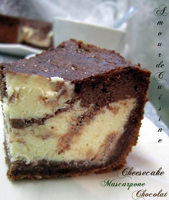 cheesecake mascarpone chocolat 014