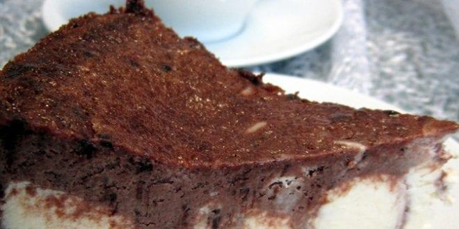 cheesecake mascarpone / chocolat