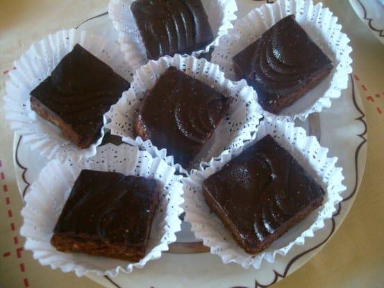 bniouen gateau sans cuisson Algerien