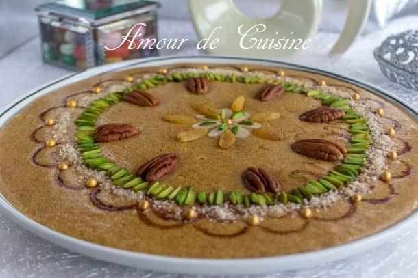 Tamina de mouloud mawlid nabawi amour de cuisine - Decoration des plats en cuisine ...
