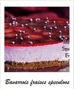 bavarois-fraises-speculoos