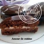 rondelles au chocolat