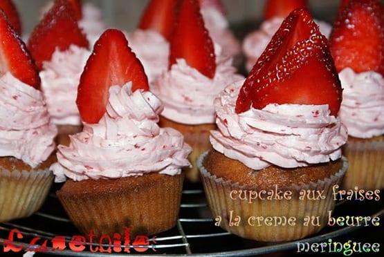 cupcake a la fraise 2