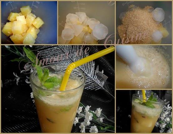 2012-02-22 gaspacho d'ananas