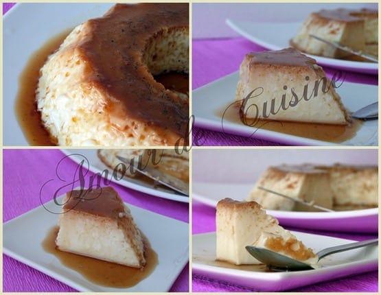 2012-03-05 saumon au sesame et flan aux oeufs