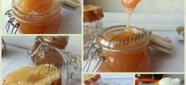 confiture de poires et gingembre