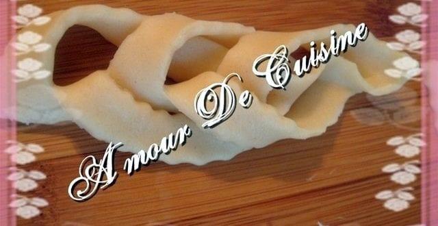 griweche – griwech – gateau algerien frit