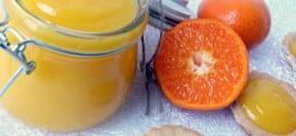 Clementine curd