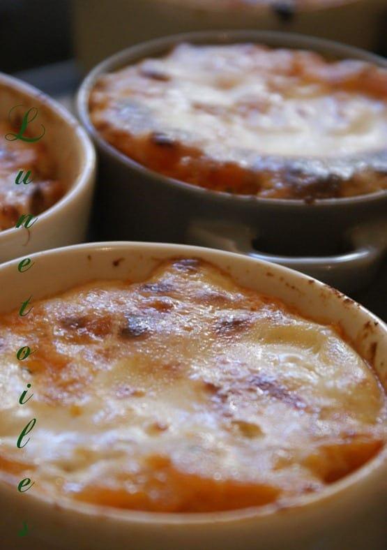 Petits gratins de patate douce amour de cuisine for 1 amour de cuisine