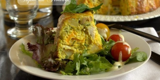 Tajine jben tajine de fromage amour de cuisine - Cuisine tunisienne tajine ...