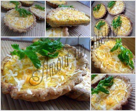 2011-09-13 quiches de carottes