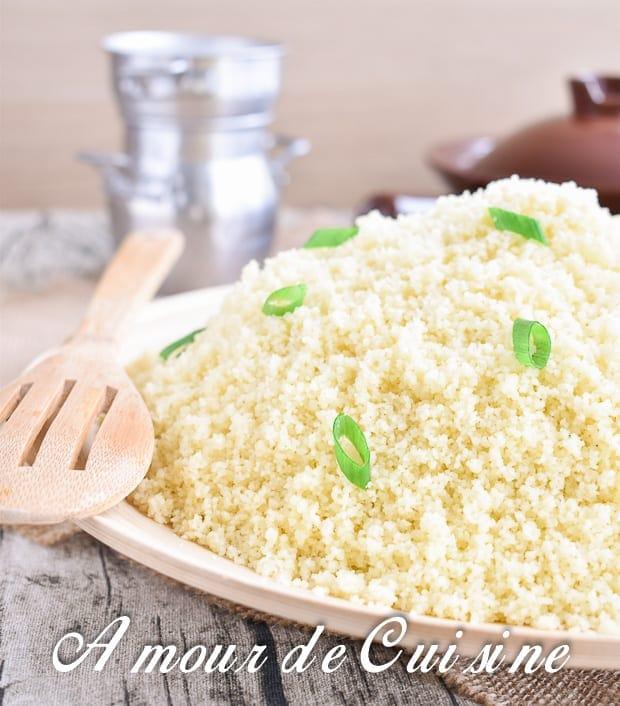 Couscous a la vapeur 3