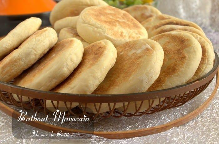 batbot marocain ou pain maison marocai