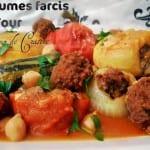dolma legumes au four