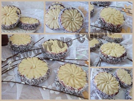 Recette de sabl s au nutella - Recette sable confiture maizena ...