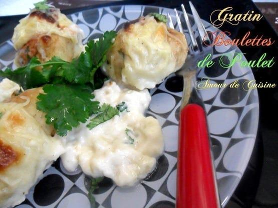 Chhiwate choumicha au ramadan gratin de boulettes de for Amour de cuisine ramadan 2015