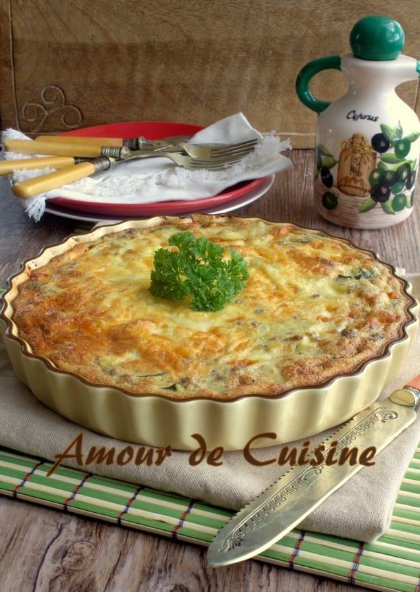 Gratin de courgettes amour de cuisine for Amour de cuisine de sihem