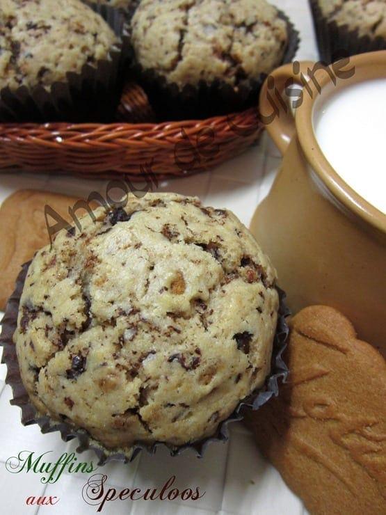 muffins au speculoos 039